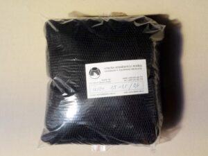 Čeřenová síť 1,5 x 1,5 m/ PAD 4×4/0,6 mm černá – rašl