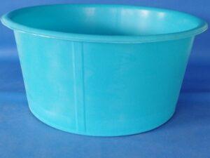 Káď  550l modrá polyethylen (PE)