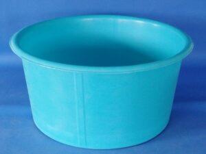 Káď  550l modrá polyethylen (PE) - 1