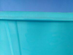 Káď  550l modrá polyethylen (PE) - 4