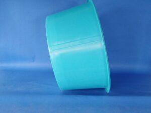Káď  550l modrá polyethylen (PE) - 6