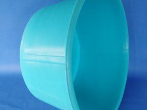 Káď  550l modrá polyethylen (PE) - 8