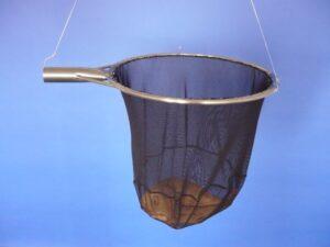 Keser nerez 40 cm/ výplet PAD 1×1/0,5 mm černá