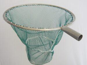 Keser nerez 50 cm/ výplet PAD 10×10/1,8 mm zelená