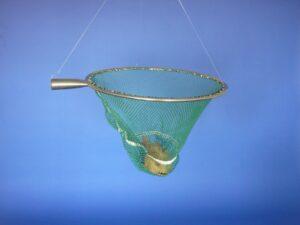Keser nerez 60 cm/ výplet PAD 10×10/1,8 mm zelená