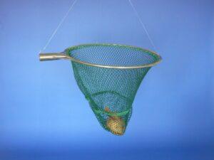 Keser nerez 60 cm/ výplet PAD 15×15/2,0 mm zelená