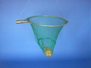 Keser nerez 60 cm/ výplet PAD 20×20/2,8 mm zelená