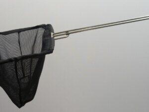 Sáček drátěný nerez 20 x 30 cm/ výplet PAD 1×1/0,5 mm černá
