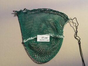 Výplet – síťka 35 cm/ 10×10/1,8 mm zelená