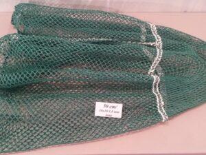 Výplet keseru na odchyt bažantů 50 cm/ 10×10/1,4 mm zelená