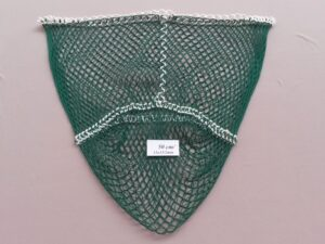 Výplet – síťka 50 cm/ 15×15/2,0 mm zelená