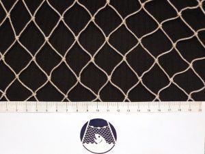 Přepínací síť – plot 25×25/1,4 mm PAD bílá – uzel/ 2m