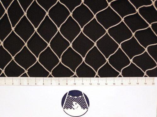 Přepínací síť – plot 25×25/1,4 mm PAD bílá – uzel/ 2m - 1