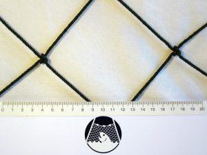 Kopaná (fotbal) PET 100/3,0 mm zelená