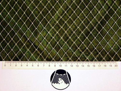 Ochranná síť polyethylen (PET) 12/0,7 mm bílá uzlová - 1