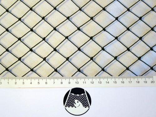 Voliérová síť pro chov drobných ptáků PET 20/1,1 mm tmavě zelená - 1