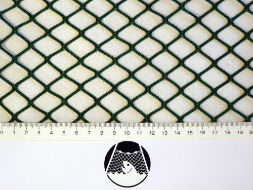 Síťovina nylon (PAD) rašlová strojní 20×20/2,1 mm zelená - 1