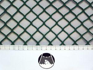 Indoorová golfová síť PAD 20/2,8 mm zelená