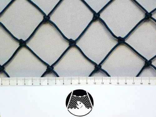 Baseball asoftball síť proti odletu míčků PET 45/2,5 mm zelená - 1