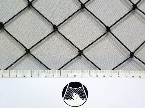 Baseball asoftball sítě proti odletu míčků PET 45/2,0 mm tmavě zelená - 1