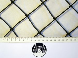 Rozletová voliéra pro dravé ptáky PET 50/2,5 mm tmavě zelená