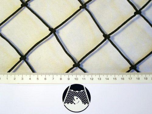 Síť na seno Ø 60 cm PET 50/2,5 mm zelená - 1