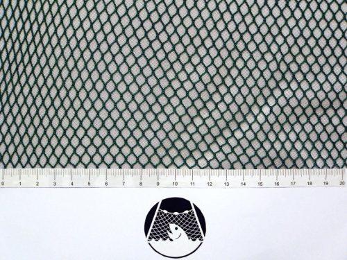 Síťovina nylon (PAD) rašlová strojní 6×6/0,8 mm zelená - 1