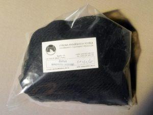 Čeřenová síť 1,5 x 1,5 m/ PAD 8×8/0,8 mm černá – rašl