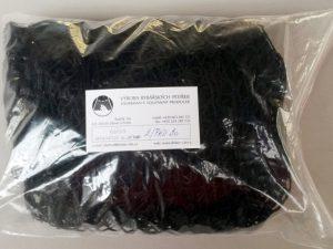 Čeřenová síť 2 x 2 m/ 20×20/1,2 mm PAD černá – rašl