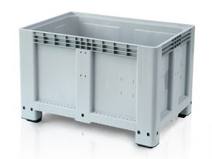Plastový paletový box 120 x 80 x 80 cm