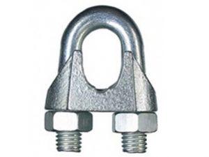 Lanosvorka pro lano 2-3 mm ZN