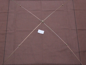 Čeřen sportovní 1 x 1 m/ 6×6 mm silon