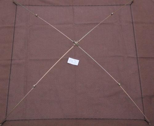 Čeřen sportovní 1 x 1 m/ 8×8 mm silon - 1