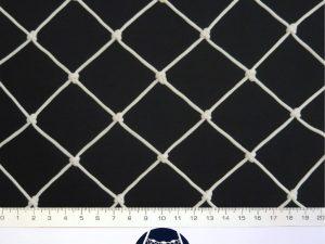 Ochranná síť polyethylen (PET) 45/2,5 mm bílá uzlová
