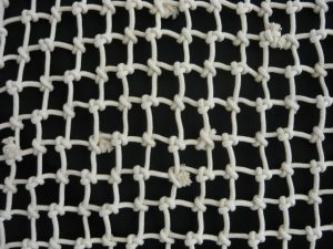 Dekorační síť ručně pletená N 60/7,0 mm - 2
