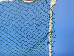 Zátahová síť 25×25/1,4 mm PAD bílá – uzel/ 3m - 6