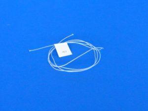 Provázek polyethylen (PET) Ø 0,7 mm/ 150 g skaná, bílá
