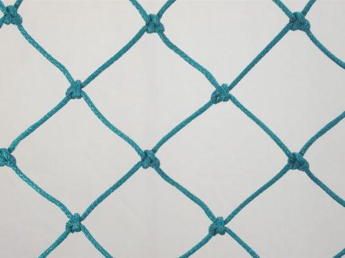 Ochranná síť polyethylen (PET) 45/2,5 mm zelená uzlová - 1
