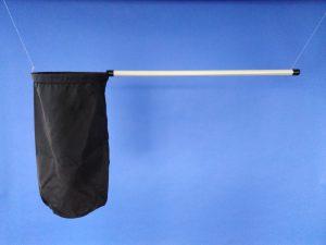 Odchytová síťka Ø 25 cm rukojeť 70 cm - 2
