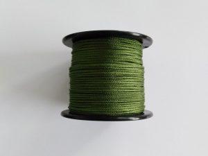 Provázek polyamid (PAD) Ø 2,0 mm/ 200 g – zelená