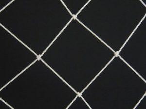 Ochranná síť polyethylen (PET) 100/3,0 mm bílá uzlová