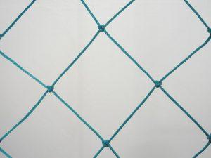 Ochranná síť polyethylen (PET) 100/3,0 mm zelená uzlová