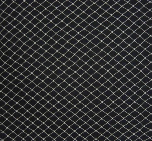 Voliérová síť pro chov drobných ptáků PET 12/0,7 mm bílá - 1