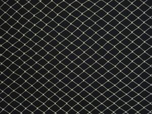 Sítě proti jiřičkám, vrabcům PET 12/0,7 mm bílá - 2