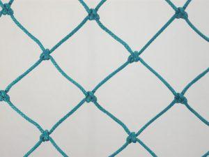 Ochranná síť polyethylen (PET) 50/2,5 mm zelená uzlová