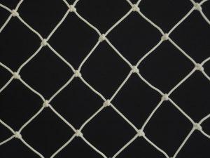Ochranná síť polyethylen (PET) 50/2,5 mm bílá uzlová