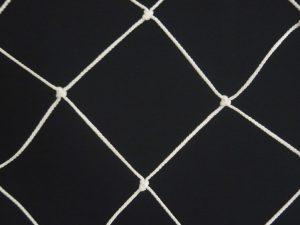 Ochranná síť polypropylen (PPV) 100/3,0 mm bílá uzlová