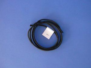 Provázek polypropylen (PPV) Ø 3,0 mm/ 1m černá