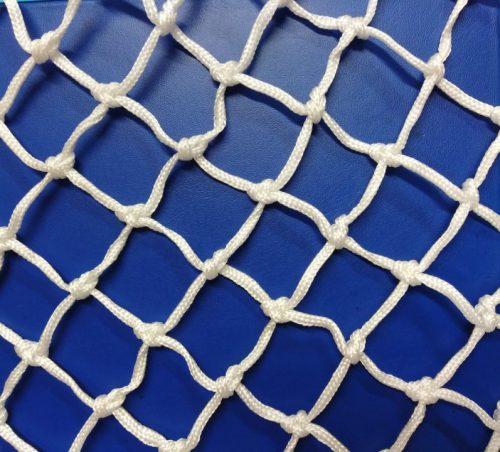 Ochranná síť polypropylen (PPV) 35/2,5 mm bílá uzlová - 1
