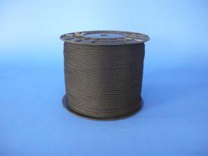 Provázek polypropylen (PPV) Ø 4,0 mm/ 4kg černá